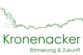 Kronenacker - Erinnerung & Zukunft